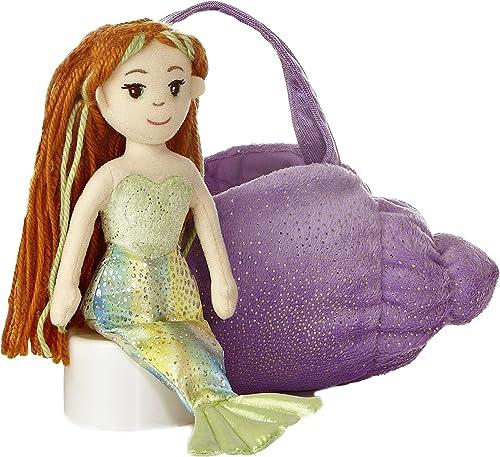 selección larga Aurora World Lavender Lavender Lavender Conch Fancy Pals Carrier by Aurora World  nuevo listado