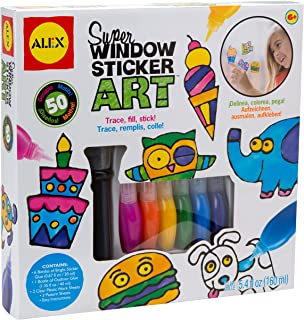 Best peel and stick window art Reviews