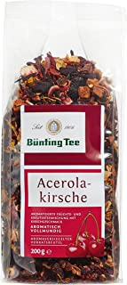 Bünting Tee Acerola-Kirsch 200 g lose, 6er Pack 6 x 200 g