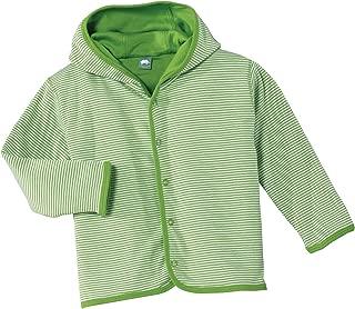 Precious Cargo - Infant Snap Front Reversible Jacket. CAR21 - 6MO - Apple Green