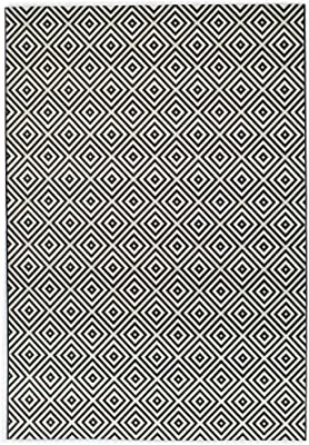 52x72 Charcoal Home Dynamix Tahari Henley Dapple Area Rug