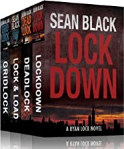 4 Ryan Lock Crime Thrillers: Lockdown; Deadlock; Lock & Load; Gridlock (Ryan Lock & Ty Johnson Boxset Book 1)