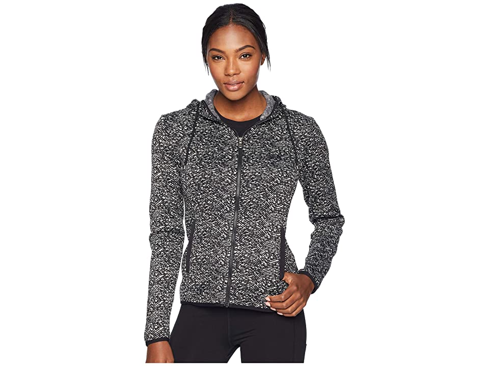 Jack Wolfskin Belleville Jacket (Black All Over 2) Women