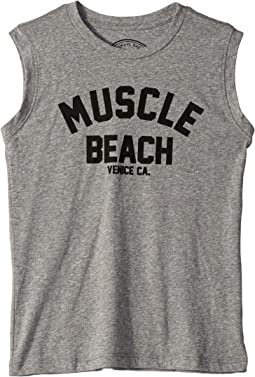 Muscle Beach Muscle Tee (Infant/Toddler/Little Kids/Big Kids)
