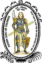 My Altar Saint Joan of Arc Patron of Soldiers Art Print