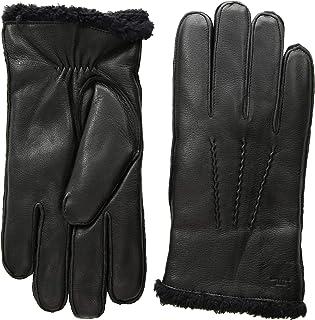 J.Lindeberg Men's Lined Leather Glove