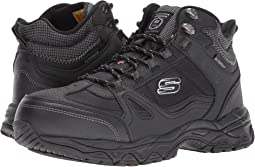 SKECHERS Work - Ledom Steel Toe WP