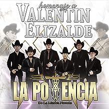 Homenaje a Valentín Elizalde (Volveré a Amar, Ebrio de Amor, Vencedor y Vete Con Él)