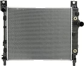 Reach Cooling REA41-2294A Complete Radiator for Dodge Dakota and Durango 2.5 L4 3.9 V6 4.7 V8, 50 Pack
