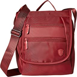 Heys America Hilite Crossbody Messenger with RFID