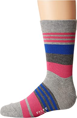 Falke Irregular Stripe Socks (Toddler/Little Kid/Big Kid)