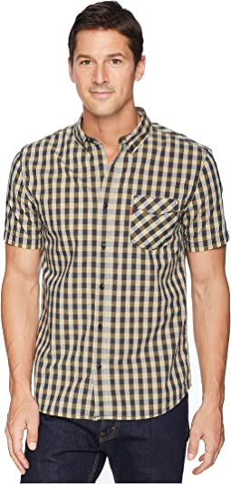Levi's® Connor Poplin Short Sleeve