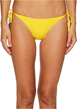 Stella McCartney - Timeless Basics Tie Side Bikini Bottom