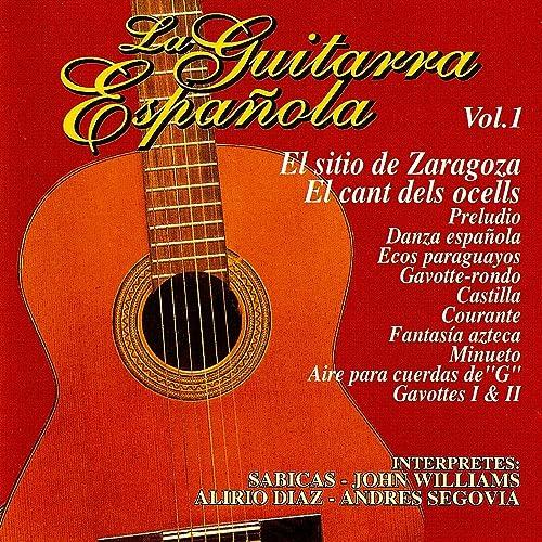 La Guitarra Española Vol.1 de Various artists en Amazon Music ...
