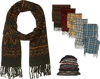 unisex winter scarves