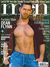 COLLECTOR'S ITEM! FINAL ISSUE! Fantasy Man Dean Flynn l Sexy Footballer Brandon Kent l Hot Rancher Matt Kobler l Rugged Russian Boris Demitri l Gay Porn - November, 2009 Men Magazine
