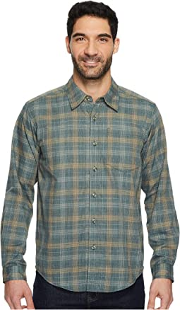 Okanagan Macro Check Long Sleeve Shirt