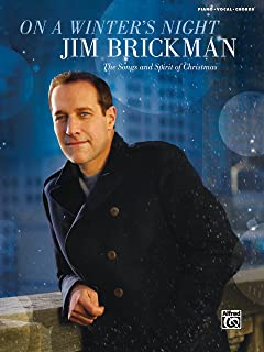 Jim Brickman: On a Winter's Night: The Songs and Spi