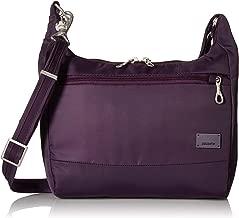 PacSafe Women's Citysafe Cs100 Anti-theft Travel Handbag-Mulberry Cross-Body Bag, One Size