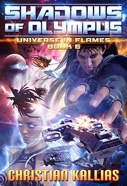 Shadows of Olympus (Universe in Flames Book 6) (English Edition)