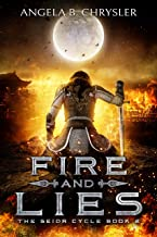 Fire and Lies: A Norse Fantasy Novel (The Seidr Cycle Book 2)