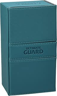 Ultimate Guard Deck Box Twin Flip N Tray Xenoskin 200 Case, Petrol