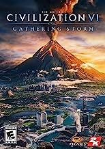 Sid Meier's Civilization VI: Gathering Storm [Online Game Code]