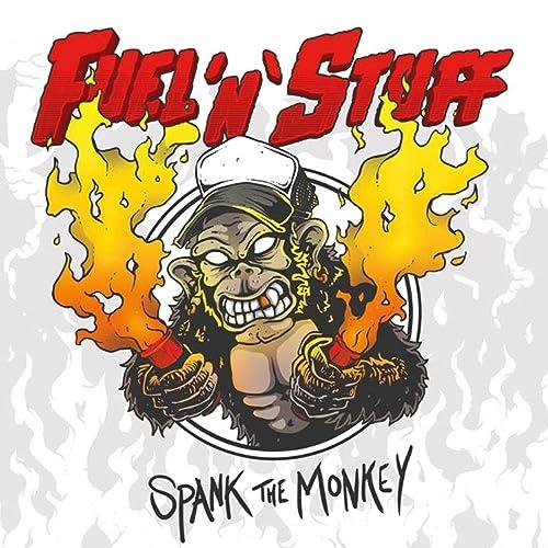 Spank ther monkey bad taste