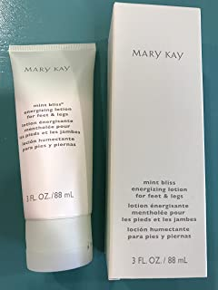 Releave Tired Feet and Legs - Mary Kay Mint Bliss: Energizing Lotion for Feet & Legs