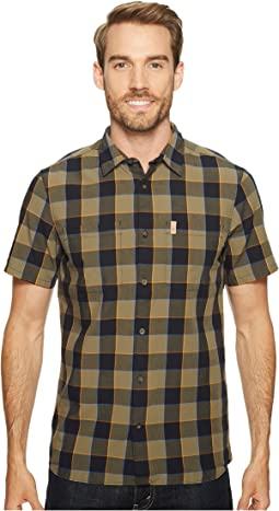Fjällräven High Coast Big Check Shirt Short Sleeve