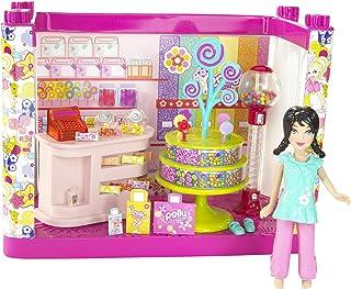Mattel Polly Pocket n7255Shopping sueño Dulces Shop–
