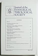 Journal of the Evangelical Theological Society (Volume 44 Number 1, March 2001)