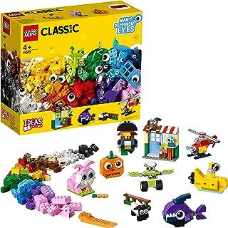 LEGO Classic Bricks and Eyes 11003 Building Bricks Toy