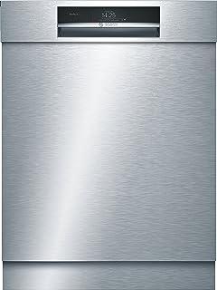 Bosch Serie 8 SMU88TS36E lavavajilla Bajo encimera 13 cubiertos A+++ - Lavavajillas (Bajo encimera, Tamaño completo (60 cm), Acero inoxidable, Acero inoxidable, TFT, 1,7 m)