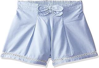 Gini & Jony Baby Girls' Regular Fit Shorts