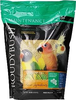 roudybush pellets