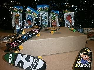 Mitgebsel Kindergeburtstag Tombola 50 x Finger Skateboard