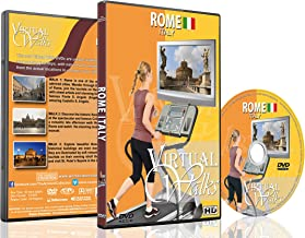 Virtual Walks - Rome, Italy - For Indoor Walking, Treadmill and Cycling Workouts