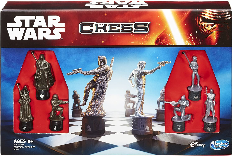14. Star Wars Chess Game