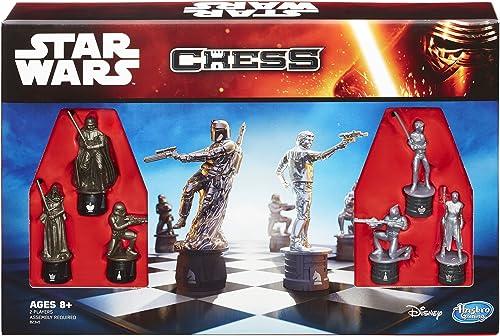 popular Hasbro Juego de ajedrez de Star Star Star Wars  en venta en línea