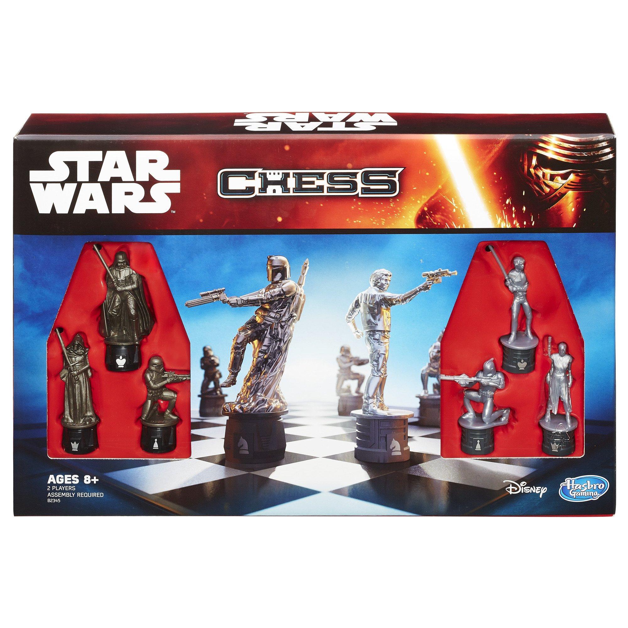 Hasbro B2345 Star Wars Chess