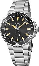 Oris Aquis Black Dial Stainless Steel Men's Watch 73377304159MB