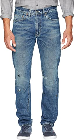 Vintage Clothing 1954 501 Tapered Jeans