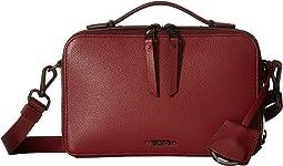 Voyageur Aberdeen Leather Crossbody