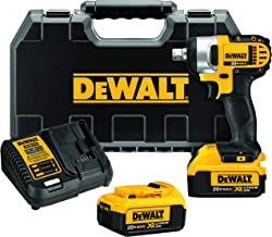 Dewalt Dcf880M2/Qw Şarjlı Somun Sıkma, Sarı/Siyah
