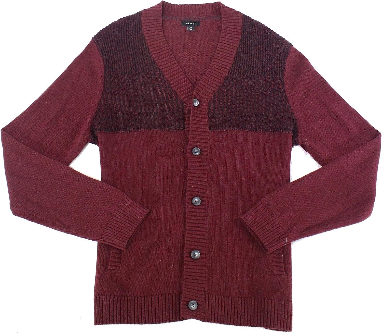 Alfani Men's Button-Up Cardigan