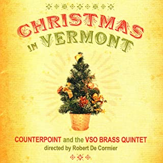 brass quintet christmas music