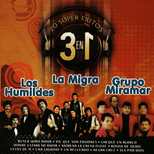 Vestido Mojado Los Humildes By 3 én 1 On Amazon Music