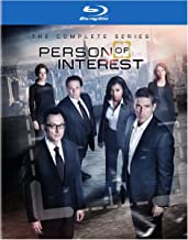 Person Of Interest: Season 1-5 [Edizione: Stati Uniti] [Italia] [Blu-ray]