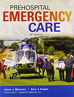 Prehospital Emergency Care and Workbook Package